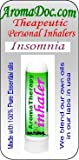 AromaDoc-Aromatherapy-Therapeutic-Inhaler-INSOMNIA RELIEF, Health Care Stuffs