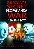 img - for Britain's Secret Propaganda War book / textbook / text book