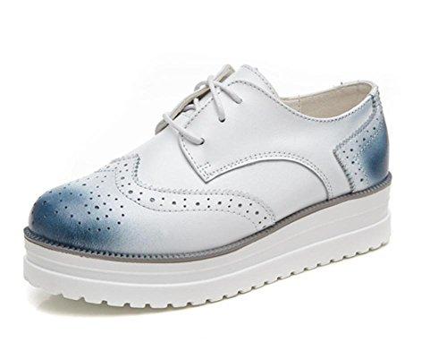 Mme 5 gâteau US7 ascenseur sport fond épais printemps à lautomne chaussures CN38 de vrac chaussures de en chaussures EU38 chaussures Mme et UK5 5 qUtOHxUS