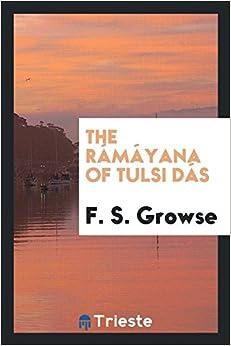 Book The Rámáyana of Tulsi Dás