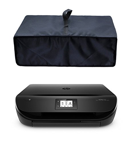Printer Cover - Amerzam Heavy Duty Antistatic Water-Resistant Nylon Printer Dust Cover Case Protections for HP ENVY 4520/4500/4502/4525/5530/Epson WorkForce Canon PIXMA MG7750 Wireless Photo Printers