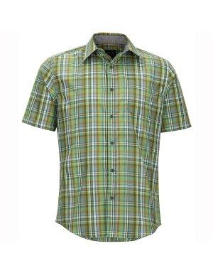 Marmot Dobson Shirt - Men's Wheatgrass, L by Marmot