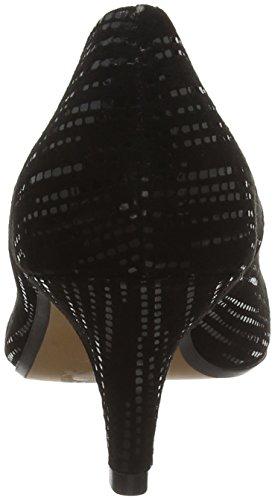 Lotus Dandelion - Tacones Mujer Negro - Black (Blk Leather)