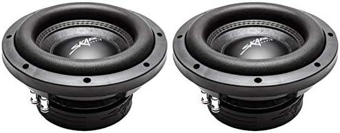 (2) Skar Audio VD-8 D2 8