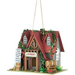 Cottage Winery Decorative Birdhouse