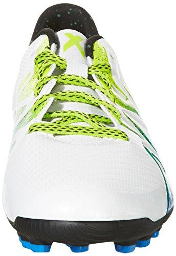 Blanco Hombre Negbas adidas Negro 3 Seliso Verde fútbol X 15 Ftwbla para Botas de AG qqxz8wOSA