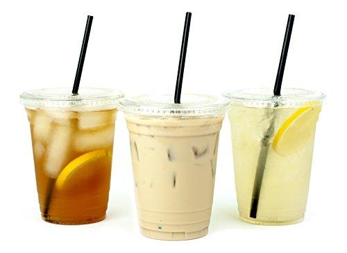 iced coffee straws - 1