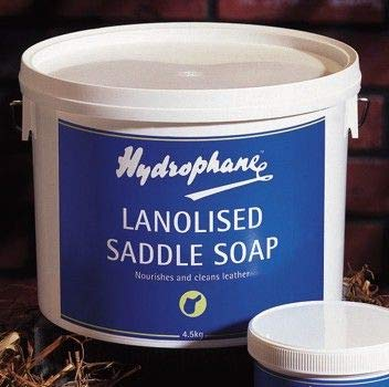 Hydrophane Lanolised Saddle Soap - 450 Gram Tub