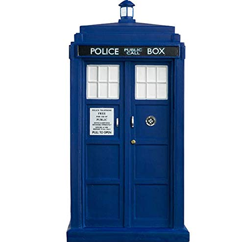 Eaglemoss Doctor Who Figurine Collection Special Nº 1 The Tardis 15 CMS
