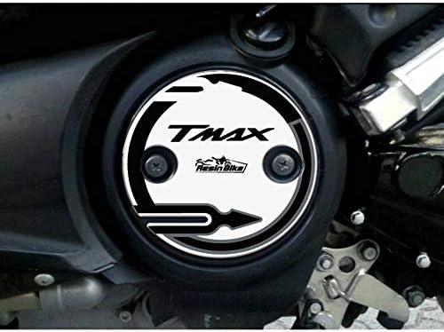 Adesivi 3d Compatibili Con Carter Variatore Tmax 530 E Tmax 500 Mod/_03 2001-16