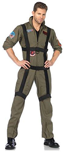 Top Gun Paratrooper Adult Mens Costumes (Top Gun Paratrooper Adult Costume - Medium/Large)