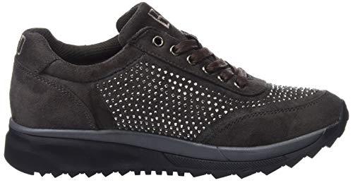 gris basses Chaussures 41566 Bass3d femme pour Gris Gris UvYgpwqpx