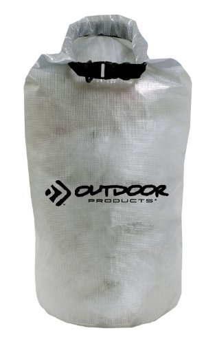 Outdoor Products Valuables Dry Bag (Clear, 20-litres)