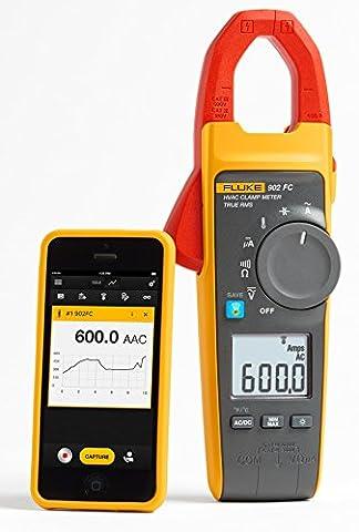 Fluke FLUKE-902 FC HVAC True-RMS Clamp Meter (Fluke Hvac)