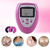 Electronic Breast Enhancer Bust Enlargement Growth Muscle Stimulator Pulse Massager Chest Massage Enlarger Women