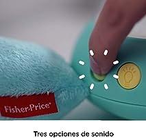 Fisher-Price Hipopótamo dulces sueños, juguete de cuna para bebé ...