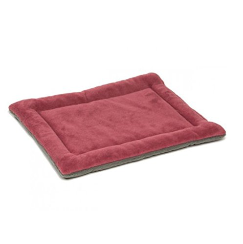 1 Set Distinguished Popular Blanket Pet Bed Size XL Warm Sofa Dog Pad Dog Pad Color Burgundy
