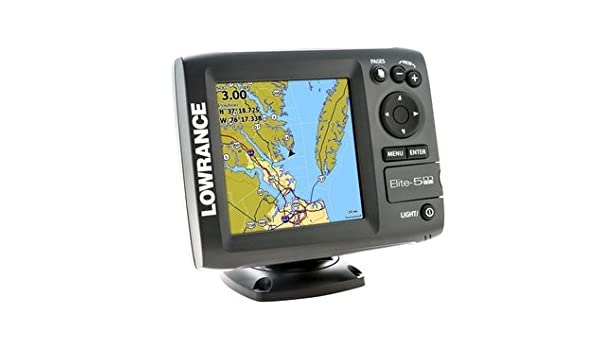 Lowrance 000-11147-002 Marine Navigation System Elite-5M HD: Amazon.es: Electrónica