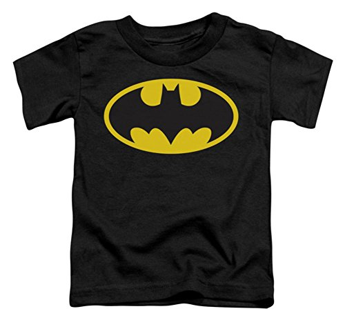 DC Comics Batman Kids Symbol T-Shirt- Toddler 4T