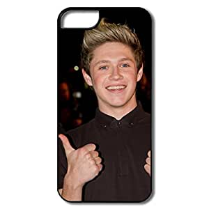 Cool Hard Plastic Scratch Niall Horan IPhone 5/5s Cases
