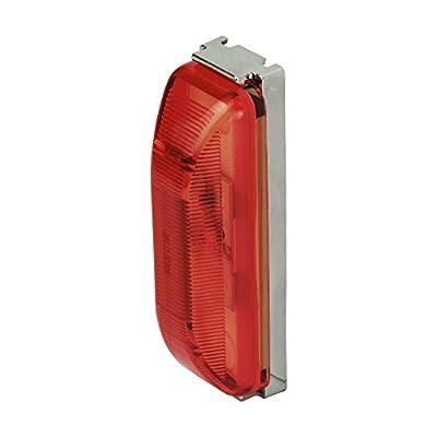 Blazer CW1531R LED Sealed Identification Light, Red: Automotive