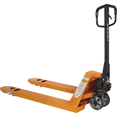 Bannon Pallet Jack with Hand Brake - 5500-Lb. Capacity