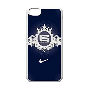 Lebron James For iPhone 5C Phone Case & Custom Phone Case Cover R75A650768
