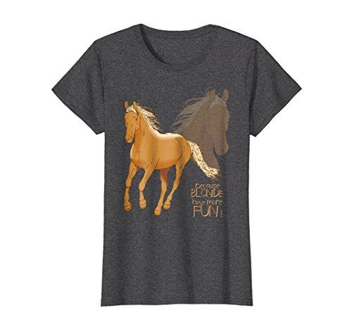 Palomino Horse T-Shirt - 1
