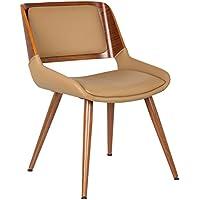 Porthos Home Basil Leisure Chair, Natural
