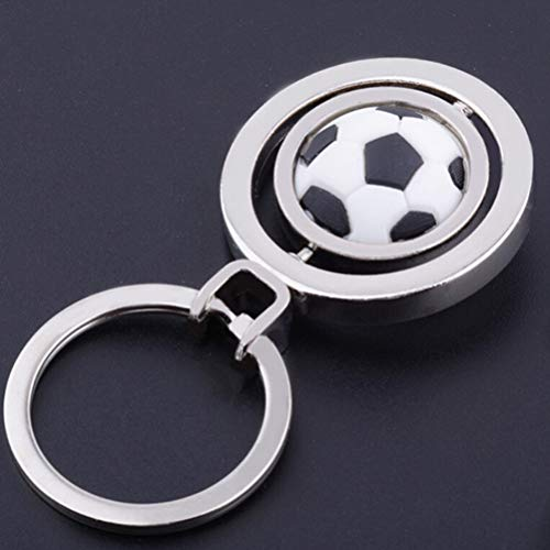 Party Favors - 2019 Russia Souvenir Swivel Football World Cup Pendant Party Zinc Alloy Keychain Sports Favor Gift - Tween Outer Jewelry Sweet Religious Race Travel Princess Stickers World -