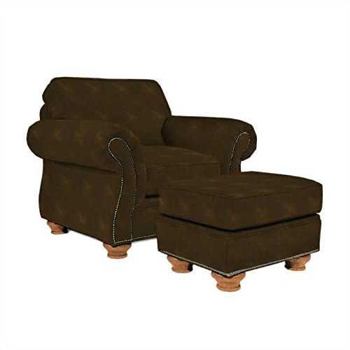 Broyhill Laramie Chair, Chocolate