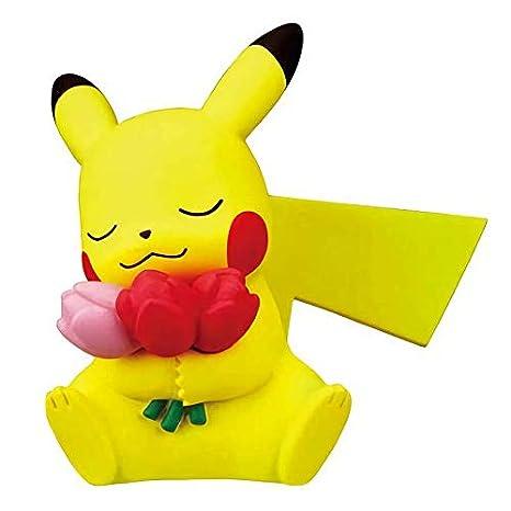 Amazon.com: Pokemon Pikachu Butterfree Jigglypuff Rockruff ...