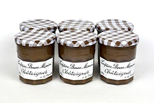 Bonne Maman Chestnut Jam or Spread 13Oz(370g) Case of 6 Units - Wholesale