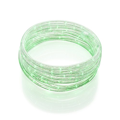 Green Led Christmas Rope Lights