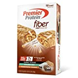 Premier Protein Nutrition Bar, 30g Protein, 2.53 Ounce Bars (Pack of 6)