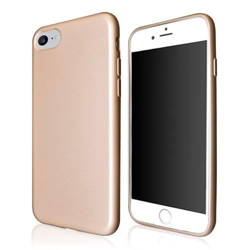 WEGACELL UMKU TPU Case für Apple iPhone 7 Gold
