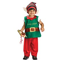 Rubies Costume Co Child's Little Elf Costume, Small