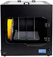 Monoprice Maker Ultimate 2 3D Printer - with (200 x 150 x 150 mm) Heated and Removable Glass Built Plate, Auto