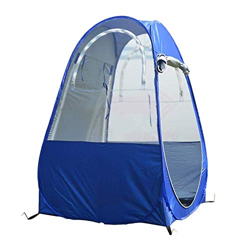 NILINLEI Outdoor Fishing Single Tent Rainproof and Shade, Fast and Automatically Open The Four Seasons Tent, Often…
