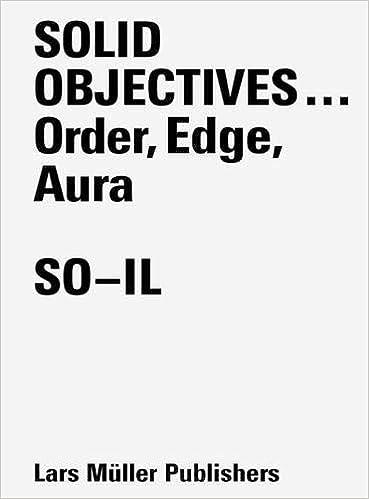 Solid Objectives ...: Order, Edge, Aura por So-il epub