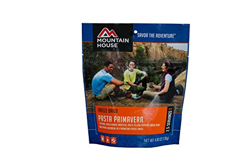 Mountain House Pasta Primavera (Dried Pasta)