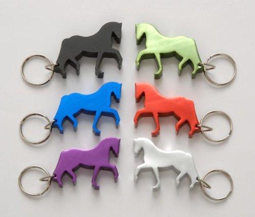 Gift Corral Aluminum Horse Keychain//Bottle Opener JT International 27-4052