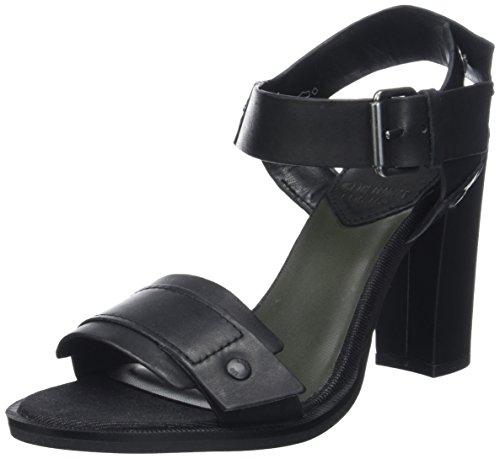 black Raw Para Sandal G Mujer Cuña Con Sandalias Negro star 990 Claro Cqn5wvS