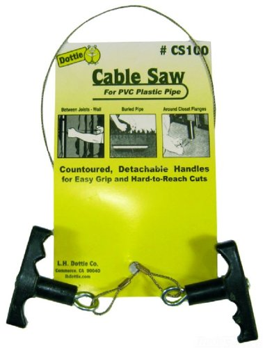 L.H. Dottie CS100 Cable Saw (Cable Pvc Saw)