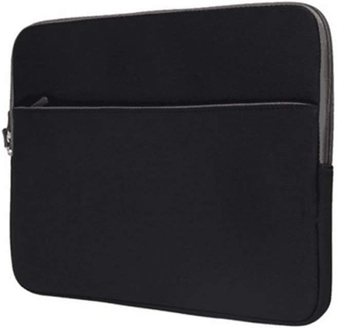 Neoprene 11.6 inch Laptop Sleeve Bag w/Pocket for Asus Chromebook C223NA / C202SA / C201PA / Chromebook Flip C213SA / VivoBook E203NA / VivoBook Flip 12 / Asus Transformer Book