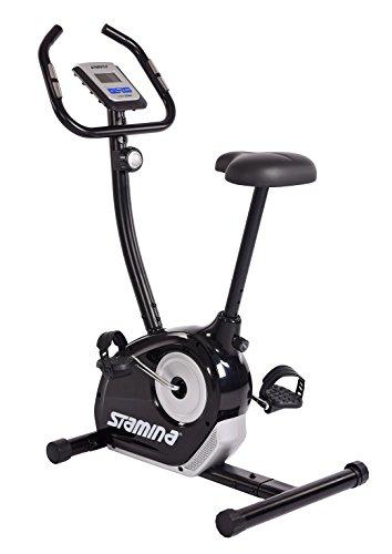 Stamina Magnetic Upright Exercise Bike - Bike Elite Recumbent