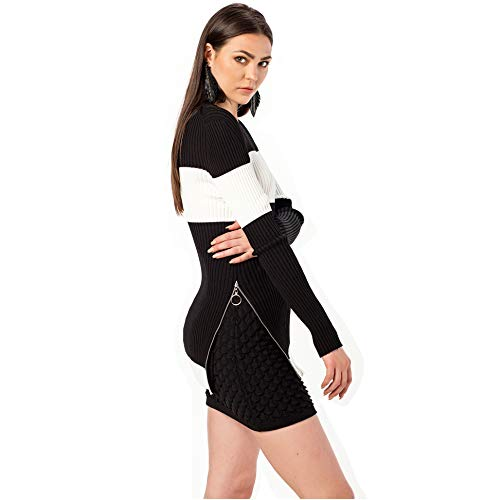 Zipper Nero Nero Donna Vque Maglione Vque Vque Zipper Donna Zipper Zipper Maglione Maglione Nero Vque Donna Donna Tq6HgdwwC