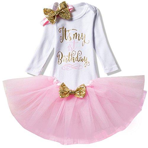 TTYAOVO-Girl-Newborn-3pcs-Babys-1st-Birthday-SetOutfits-With-Romper-Tutu-Dress-Headband
