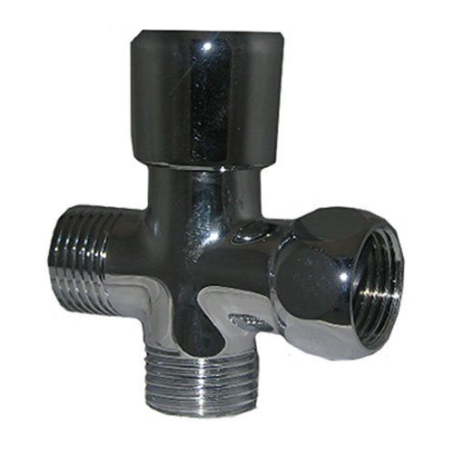 Lasco 08-2011 Push-Pull Style Personal Shower Diverter,Ch...