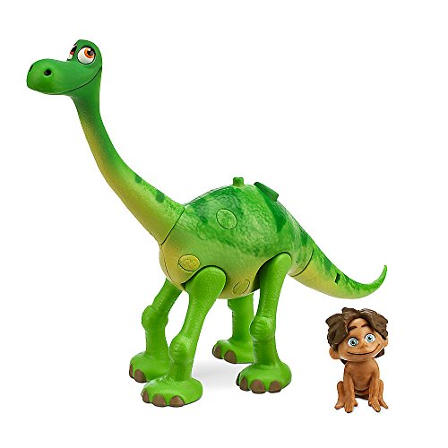 The Good Dinosaur Arlo and Spot Feature Action Figures